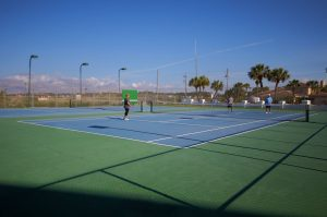 Tennis / Pickle-ball Courts
