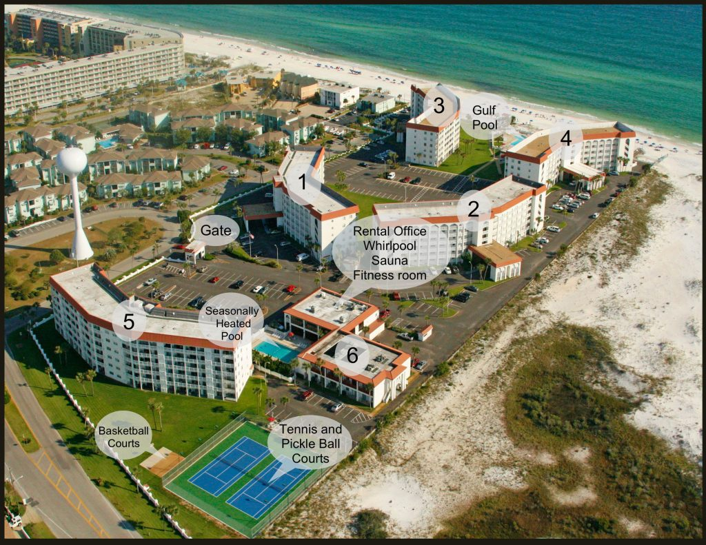 El Matador Offers The Best In Fort Walton Beach Condo Als For You And Your Family